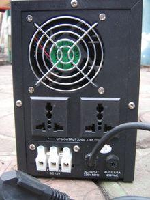 Безперебойник UPS-500ZX